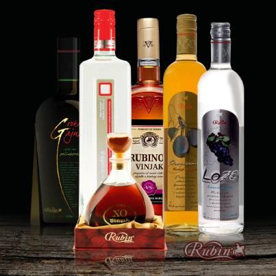Rubin- A Common Name For Cognac