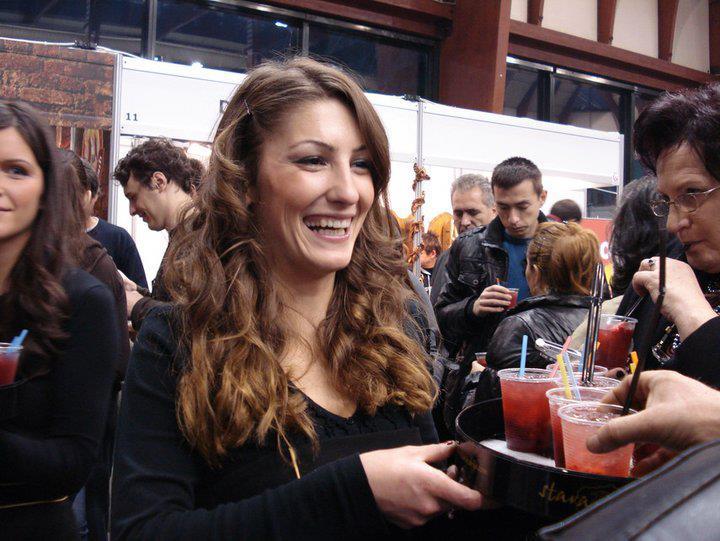 Stara Rakija at The Belgrade Brandy Fair