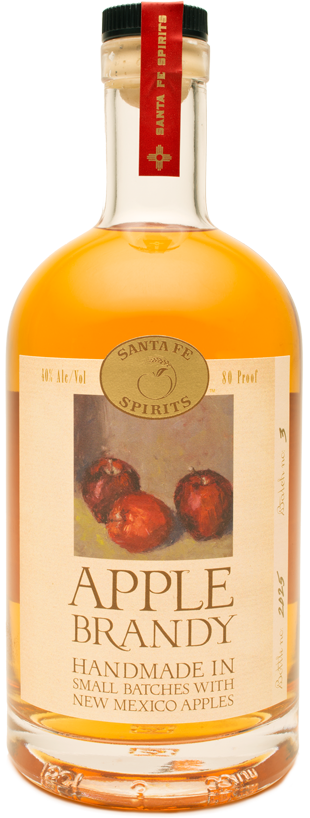 Apple Brandy With a Lot of Spirit