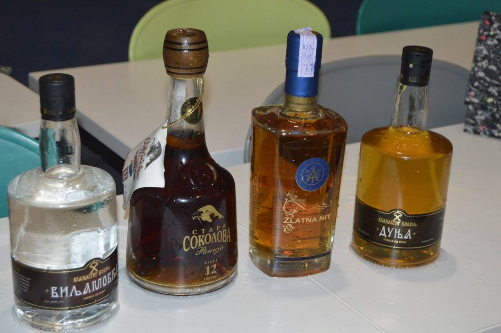 Serbian Brandy Tasting Event At The London School Of Economics